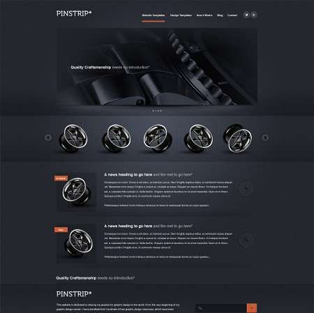 pinstripe_web_design_psd_template