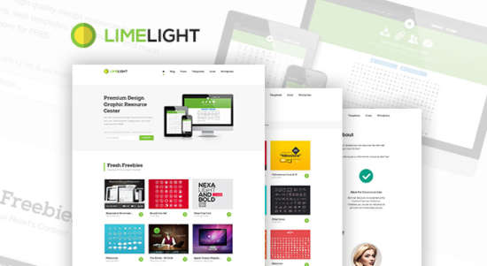 limelight_portfolio_website_template_psd