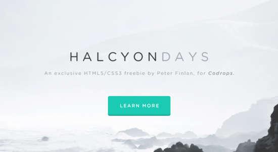 halcyon_portfolio_website_template_psd
