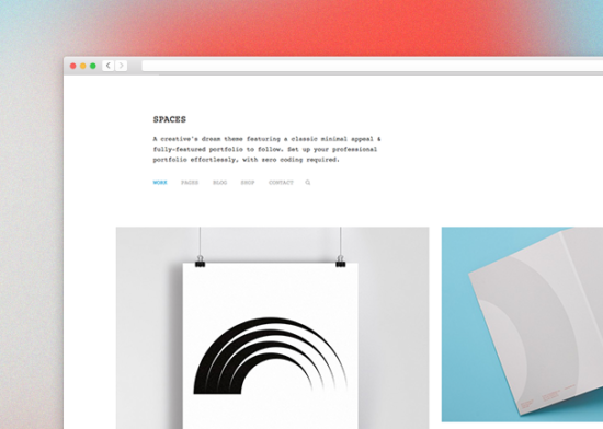 spaces_minimal_website_template_psd