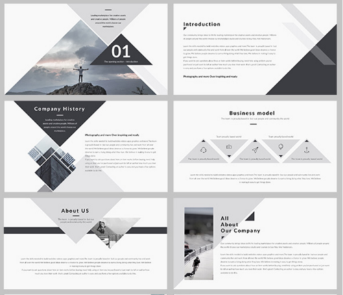 Clean & Creative PowerPoint Presentation