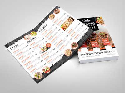 half_fold_menu_mockup