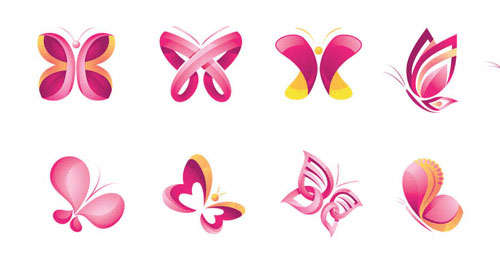 butterfly_logos_design_screenshot
