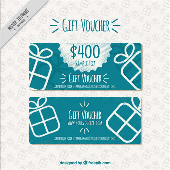 hand_drawn_gift_voucher_free_vector