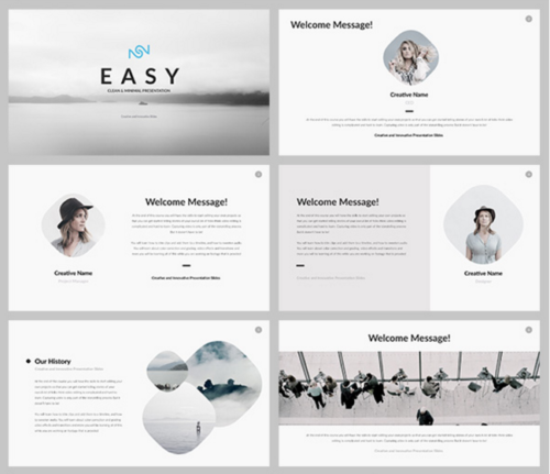 10 of the best professional business apple keynote templates ginva