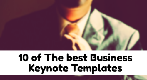Professional Business Keynote Templates