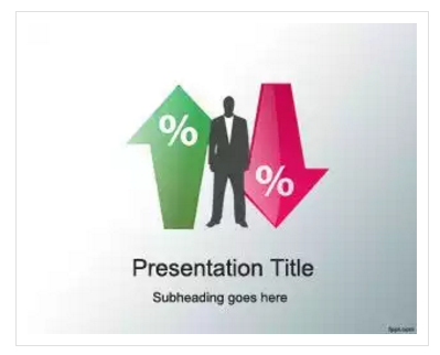 Sales Performance PowerPoint Template