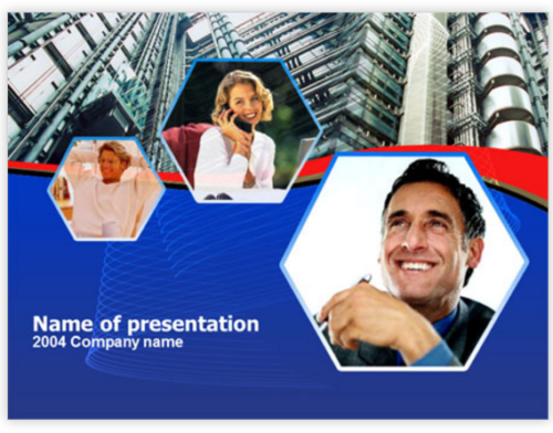 Free Business Concepts Presentation Template