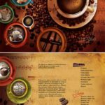 10 Inspiring Coffee Shop Brochure Design