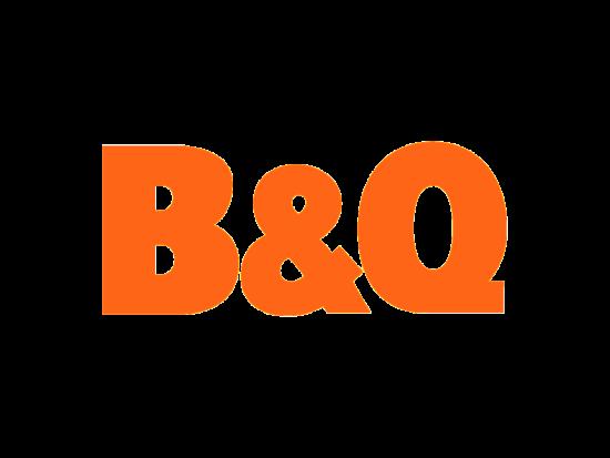 B&Q logo design