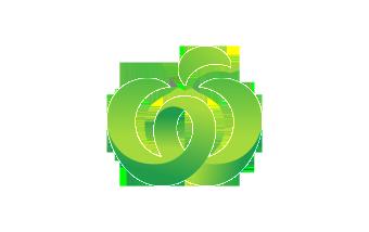Woolworths logo design