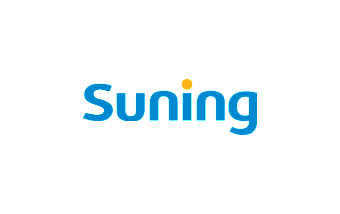 Suning logo design