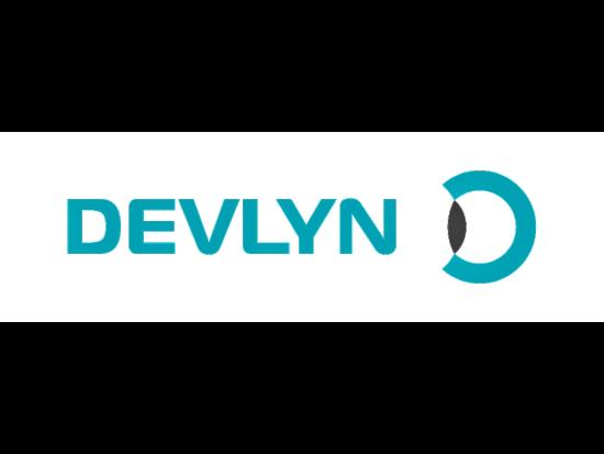 Devlyn logo design
