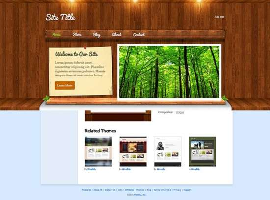 woodylicious_weebly_template