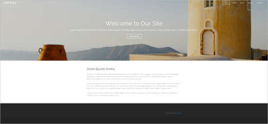 free_collective_journal_weebly_theme