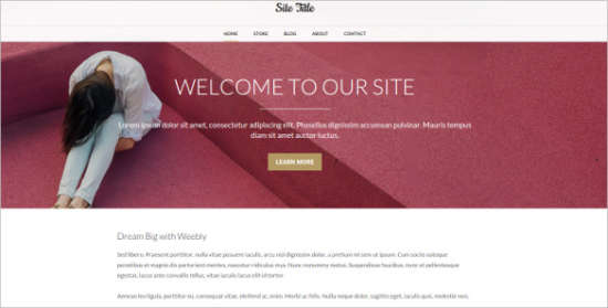 free_ultra_clean_fashion_weebly_theme