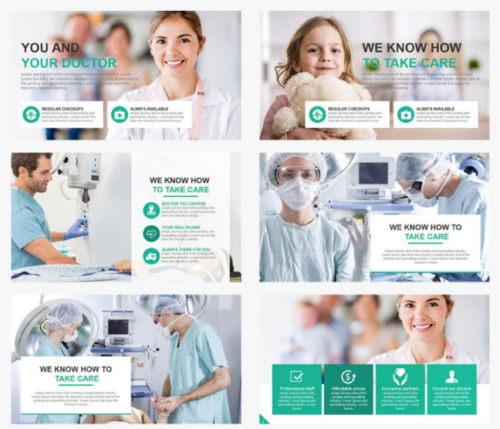 30 free medical powerpoint templates ginva medical and healthcare powerpoint template toneelgroepblik Choice Image