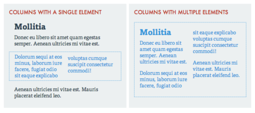 Responsive-Friendly CSS Columns
