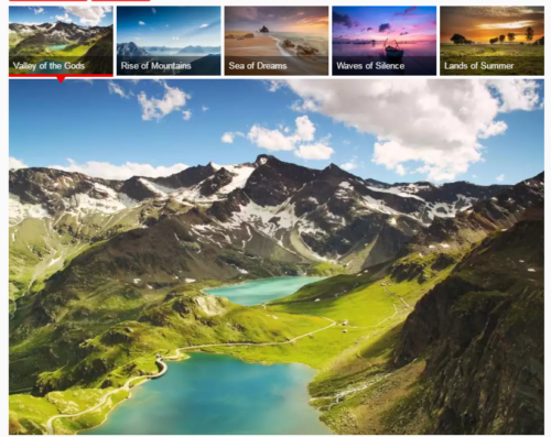 Sharp Gallery jQuery Media Plugin