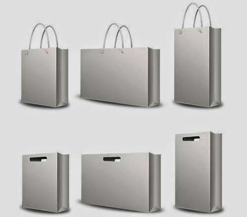free_shopping_bag_set_psd_template