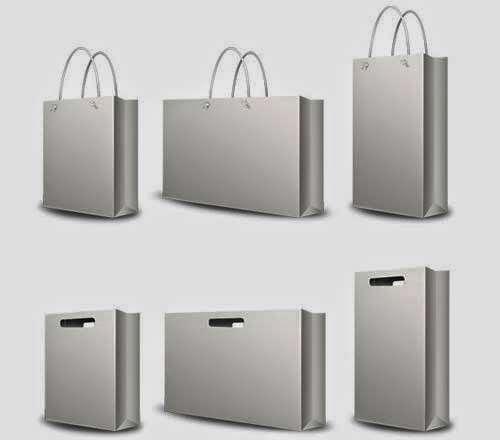 free_shopping_bag_set_psd_template