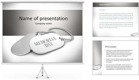 3d_illustration_of_dog_tags_powerpoint_template