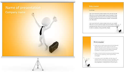 3d_man_success_in_business_on_white_background_powerpoint_template