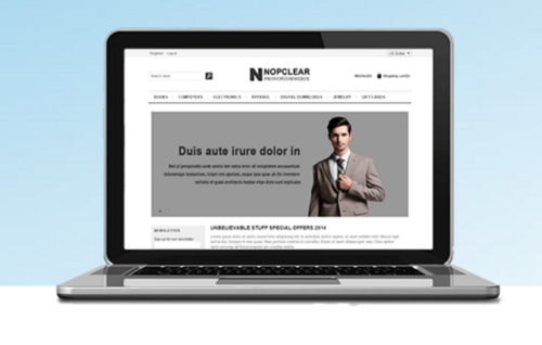 NopClear Free nopCommerce Responsive Theme