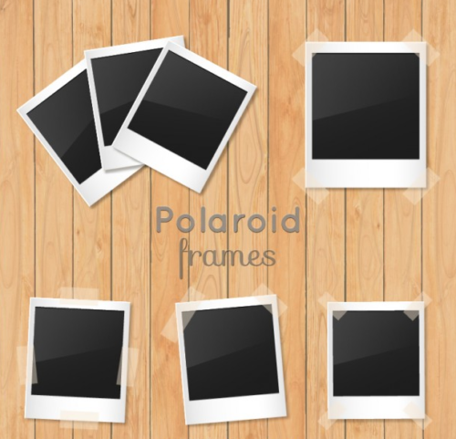 Polaroid Frames Collection