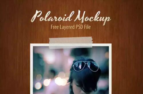 22 nice and free polaroid templates ginva