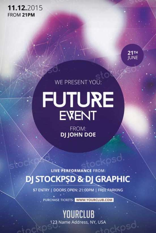 future_event_flyer