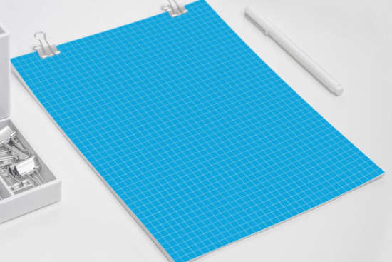 paper mockups by pstutorialsws