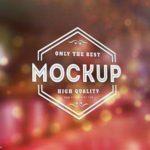 50+ Free Logo Mockups [PSD Templates]