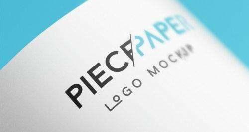 50 Free Logo Mockups Psd Templates Ginva