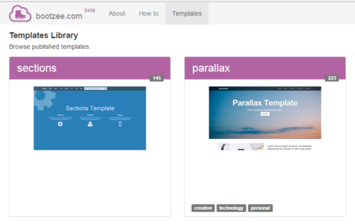 15 Powerful Bootstrap Template Builder | Ginva