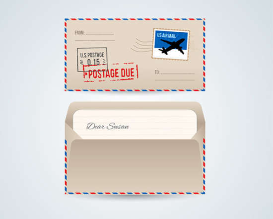 vector_retro_airmail_envelope_template