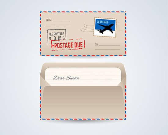 vector_retro_airmail_envelope_template