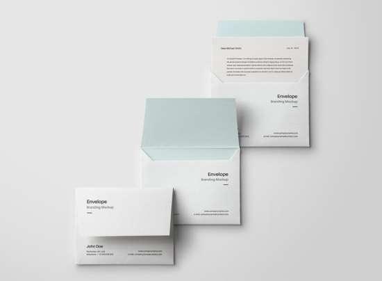 set_of_envelope_mockups