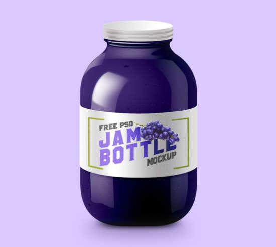 plastic_jam_bottle_mockup_psd