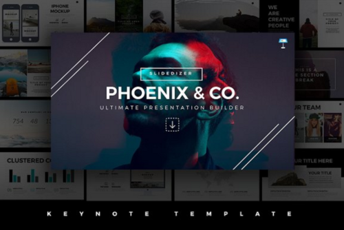 Keynote Bundle Template