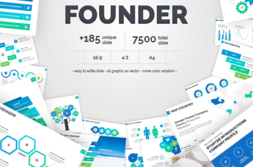 Founder Google Slide Template
