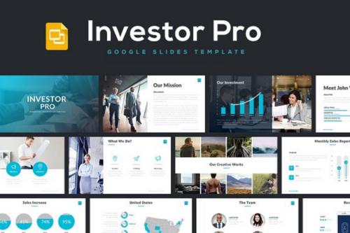 Investor Pro Google Slides