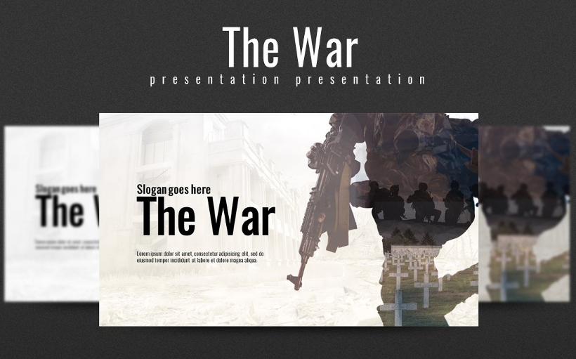 20 great military  u0026 army powerpoint templates