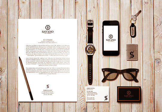 mockup_stationary_template
