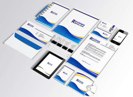 blue_corporate_identity_template_with_round_elements