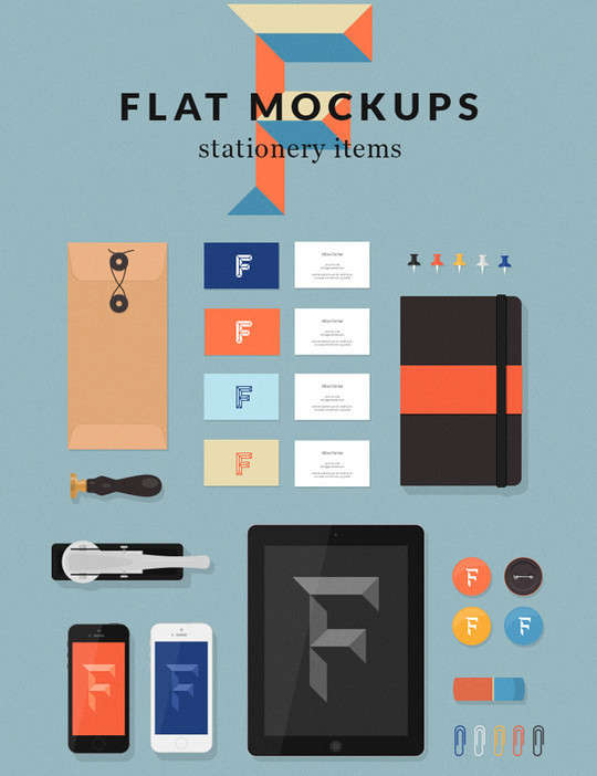 flat_mockups_stationery_items