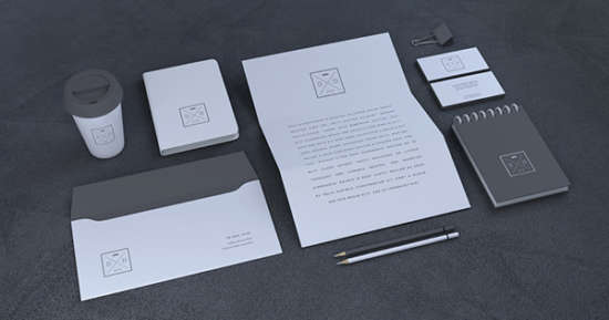 realistic_branding_stationery_mockup_set_psd