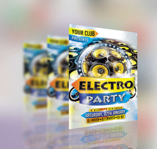 electro_flyer_mockup_template