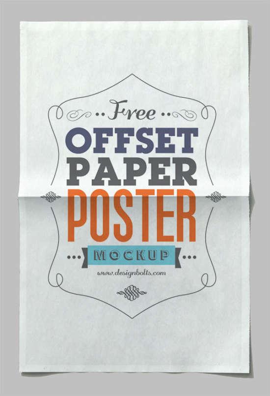 offset_paper_horizontal_poster_mockup