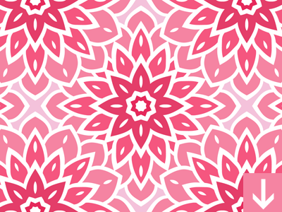 pink_flower_seamless_pattern